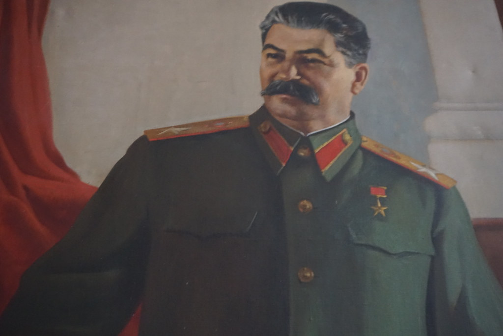 Joseph Stalin Painting (7), Joseph Stalin Museum
