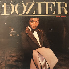 LAMONT DOZIER:RIGHT THERE(JACKET A)