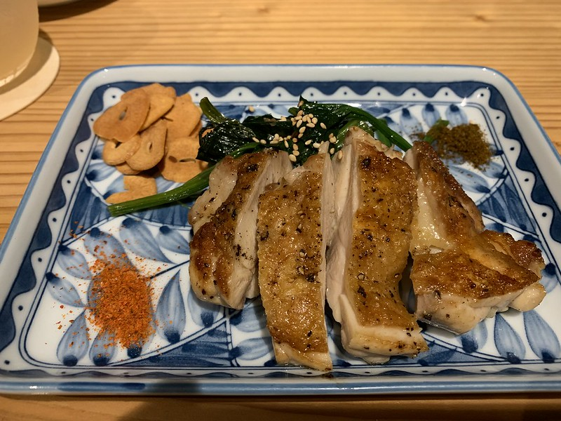 Osaka Kitchen - Garlic Chicken