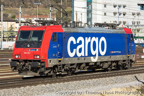 SBB Cargo International, 484 021-1