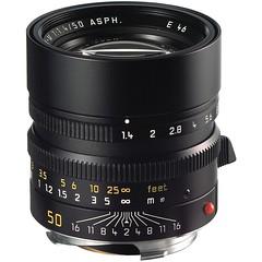 Leica 50/1.4 Summilux-M