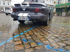 Pontiac Firebird 3.4L V6 - Photo of Vieil-Hesdin