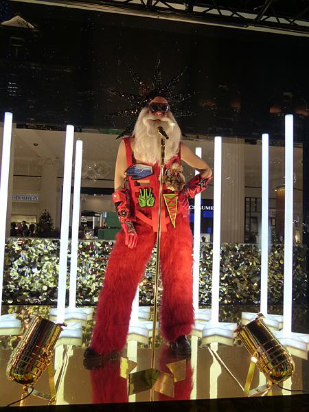 furry santa