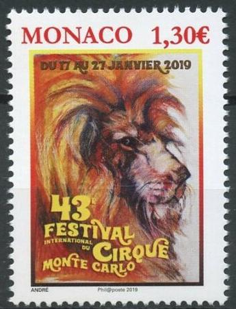 Monaco - International Circus Festival (January 4, 2019)