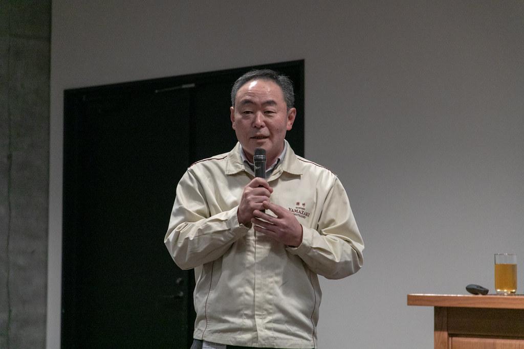山崎倶楽部プレミアムセミナー2018