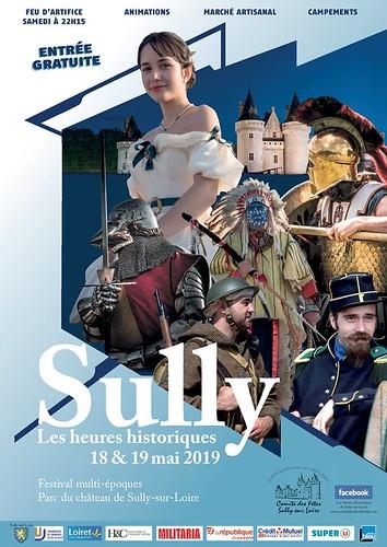 présence de Aux Portes de l'Universel aux médiévales de Sully sur Loire (45)