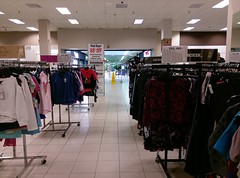 Final days at Sears Whitehaven