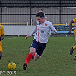 Witham Town FC v Barking FC - Saturday January 26th 2018