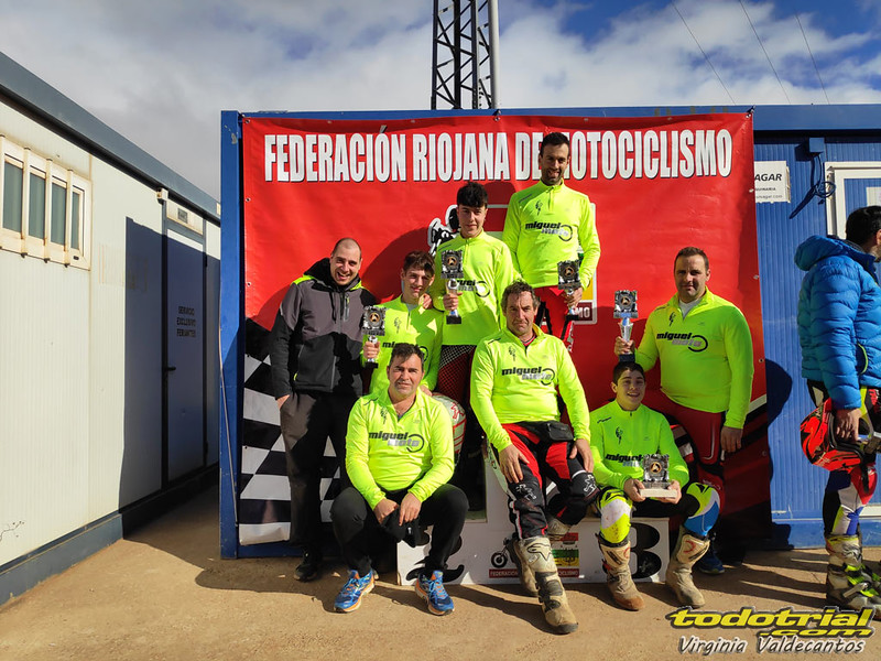 Trial Arnedo 2019. Cto. Riojano Navarro
