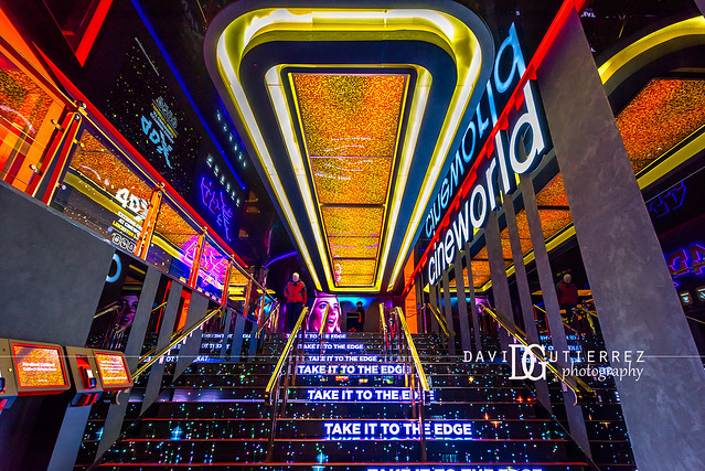 Cineworld Cinema -  Leicester Square, London, UK