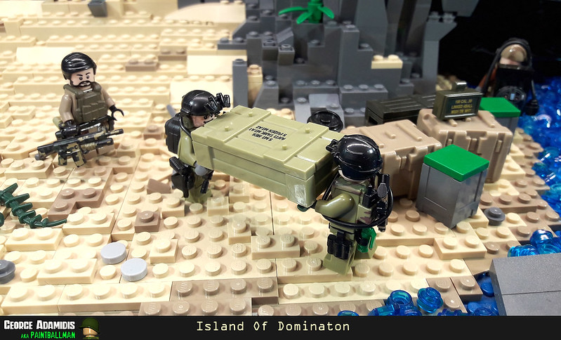 [Great Brick War] - ISLAND OF DOMINATION 46557600965_199f1cd14c_c