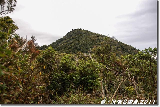 1270峰回望南湖呂山