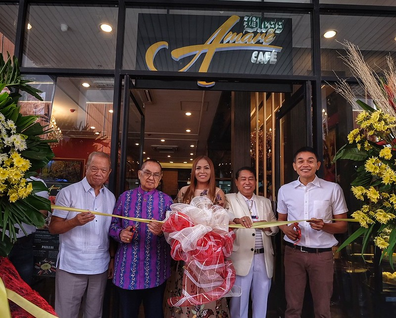 Bless Amare Café Now Open at Aseana City