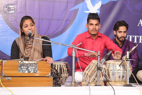 Devotional song by Shalu and Saathi from Sri Ganganagar RJ