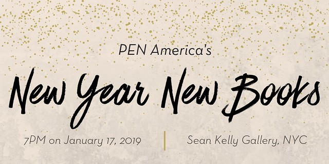New Year New Books NYC 2019