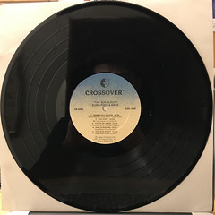 FLORA PURIM & AIRTO:THE SUN IS OUT(RECORD SIDE-A)