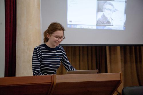 Ноя 27 2018 - 14:08 - 27 ноября 2018 г. XXI Озеровские чтения. Фото: Арина Депланьи