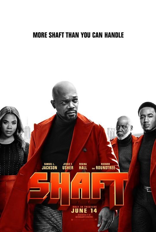 Shaft - Poster 1