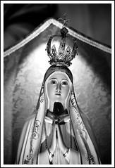 Roma - Chiesa di Sant'Agnese in Agone - Madonna Pellegrina di Fatima