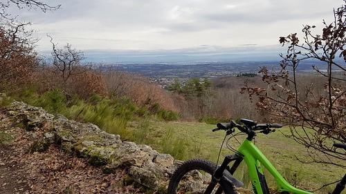 Monts du Lyonnais - Le Barthelemy