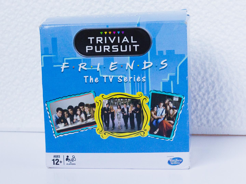 Ik testte uit of Friends Trivial Pursuit wel écht het kopen waard is