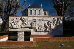 L'une des entrées principale du marais Breton/Vendéen est la commune de Challans