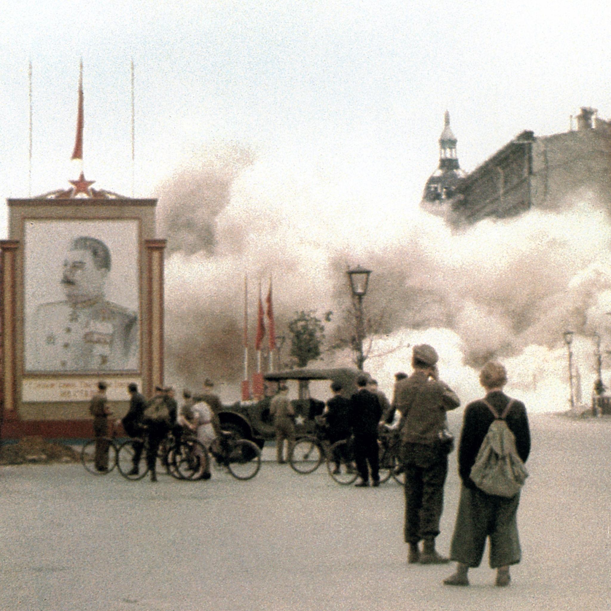 Берлин в июне 1945