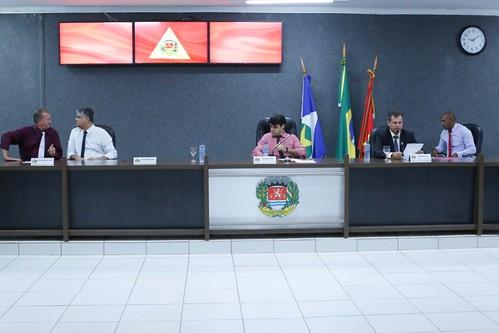 3ª Sessão Ordinária da Câmara de Vereadores de Alta Floresta