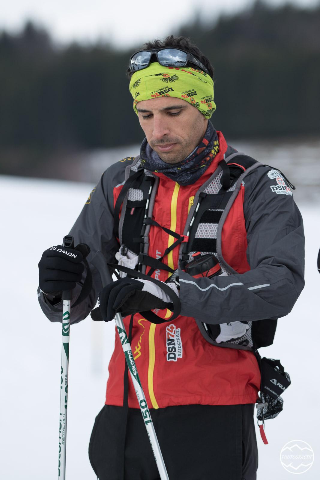 DSN Entrainement Ski Raquettes (2)