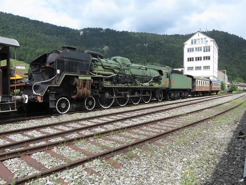 Trains de la S.N.C.F.