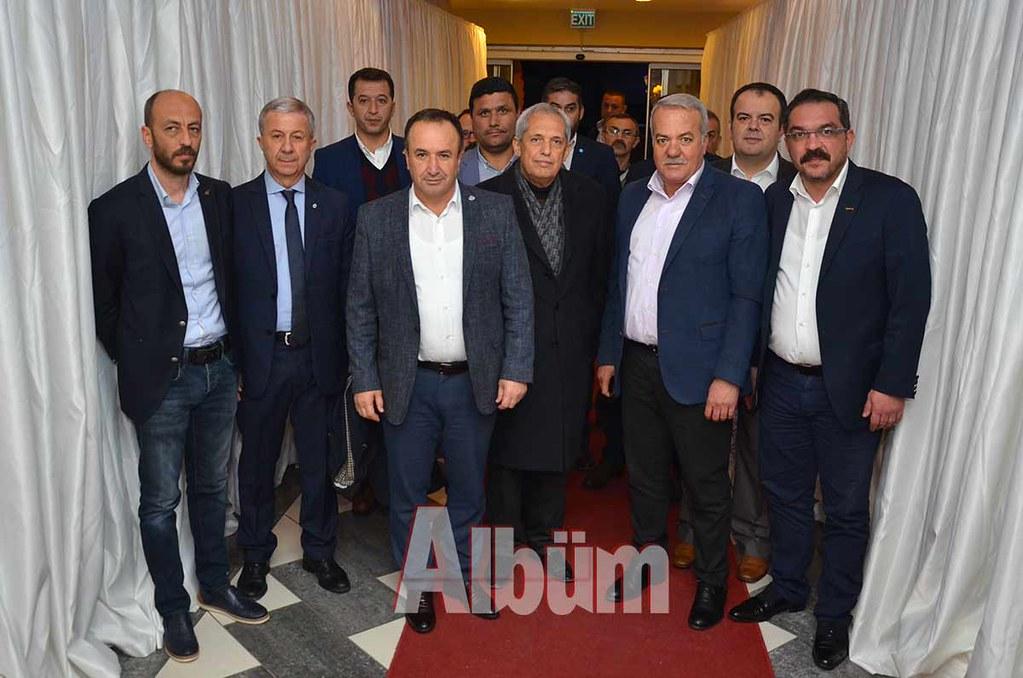 Abdullah Sönmez, Yücel Apaydın, Sefa Çorbacı, Erkan Demirci, Mustafa Aras