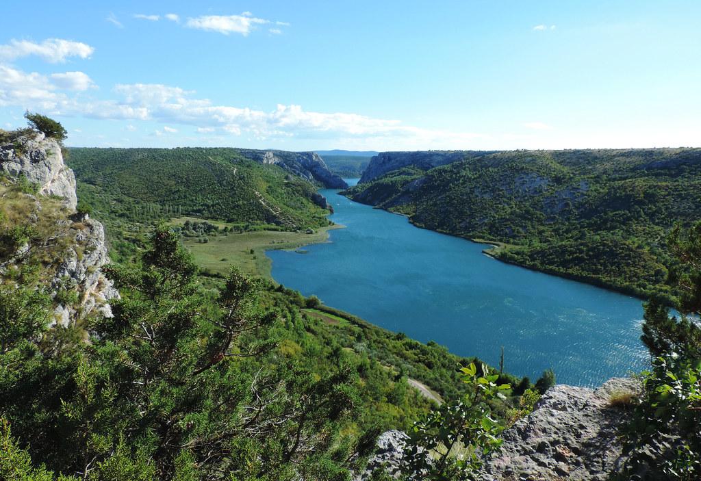 Krka River Valley, Croatia