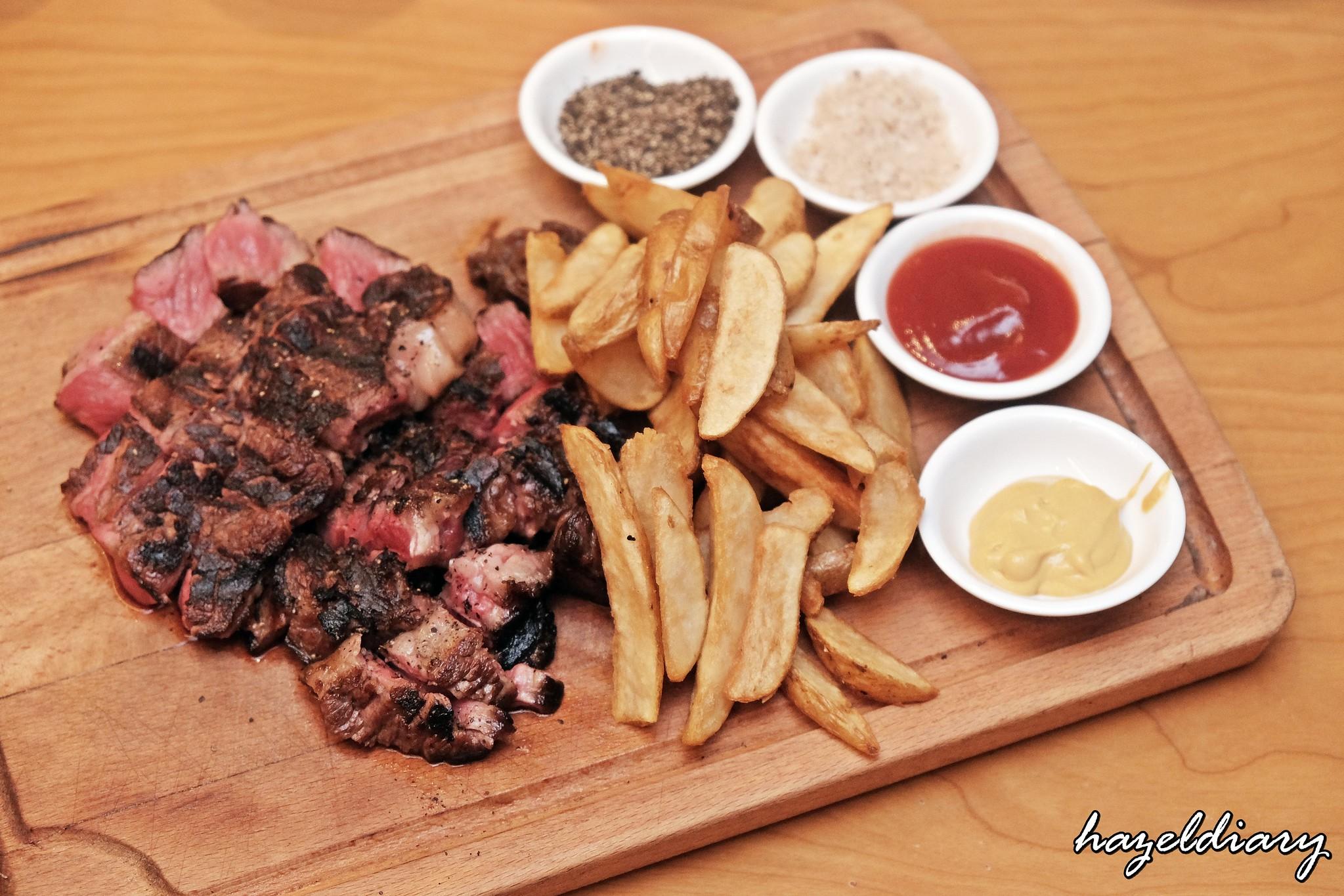 New Ubin Seafood Zhongshan Park-Black Angus Ribeye