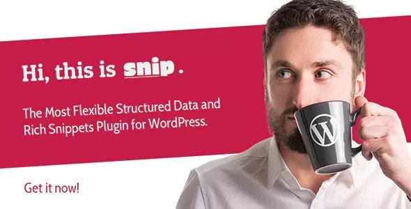SNIP v2.10.0 - Structured Data Plugin for WordPress