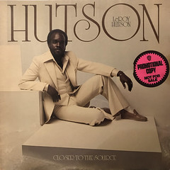 LEROY HUTSON:CLOSER TO THE SOURCE(JACKET A)