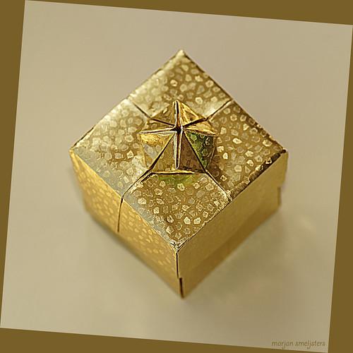 Origami Traubenbox (Angelika Schwengers)