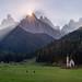 Epic Sunrise by Achim Thomae Photography