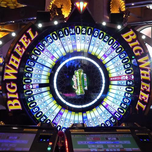 Nassau, Bahamas, Day 3 -- Caribbean Cruise Vacation, Paradise Island, Atlantis Resort, Casino, Big Wheel Game