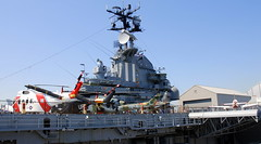 Intrepid Sea, Air and Space Museum, New York.