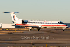 N810AE - Embraer ERJ-140LR