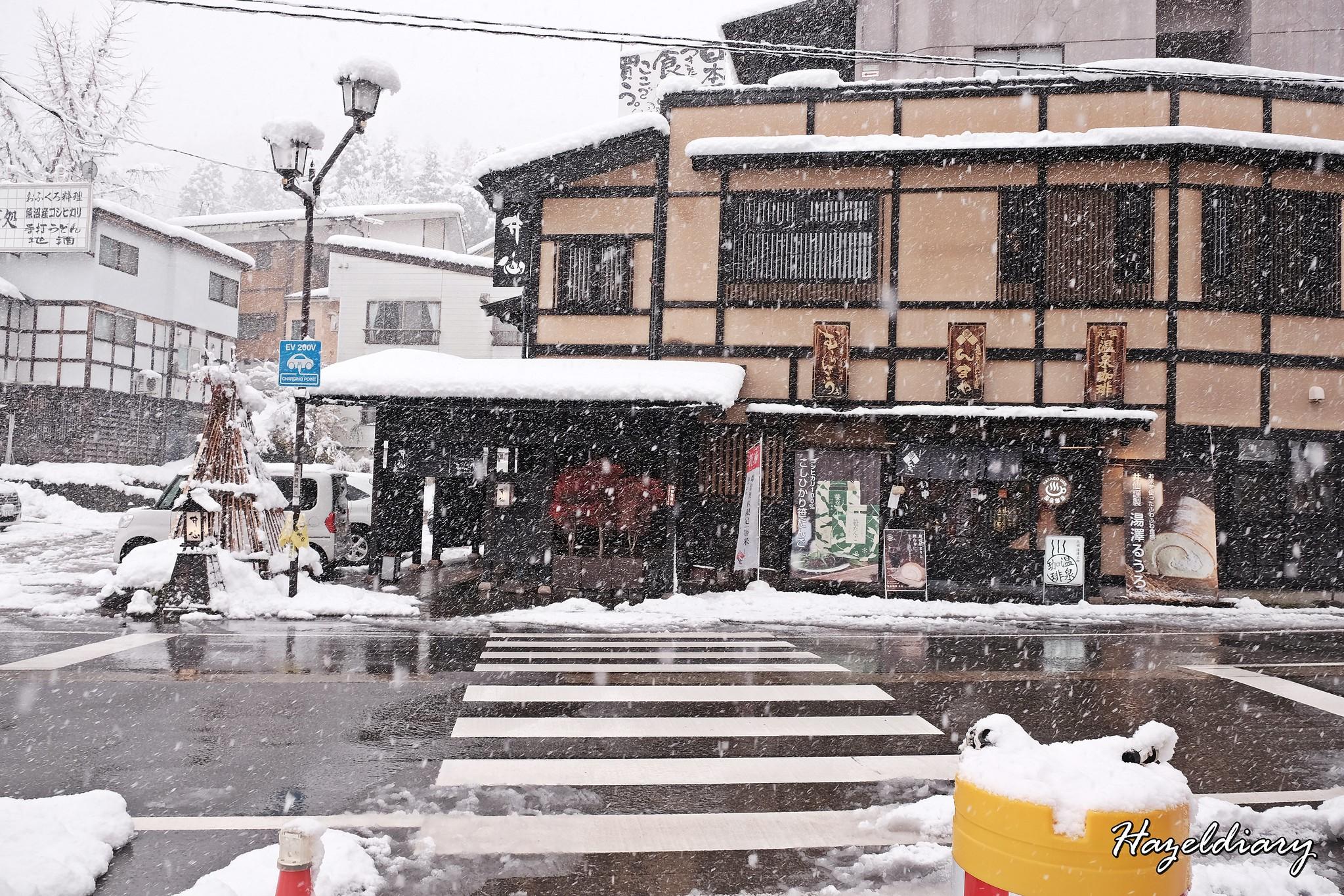 Echigo Yuzawa Station-1