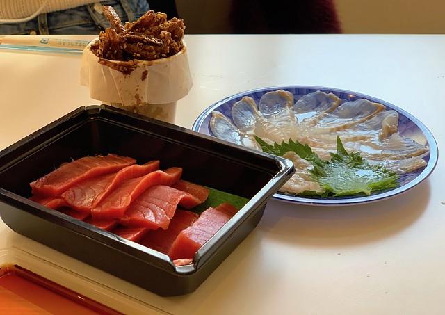 Tsukiji fish market 2018 83