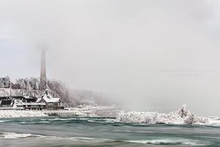 Ice cold Niagara