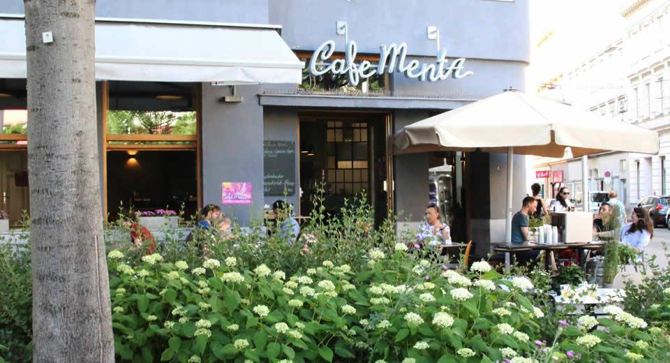 Tips Wenen: uit eten in Wenen, Café Menta (foto met dank aan Café Menta) | Mooistestedentrips.nl
