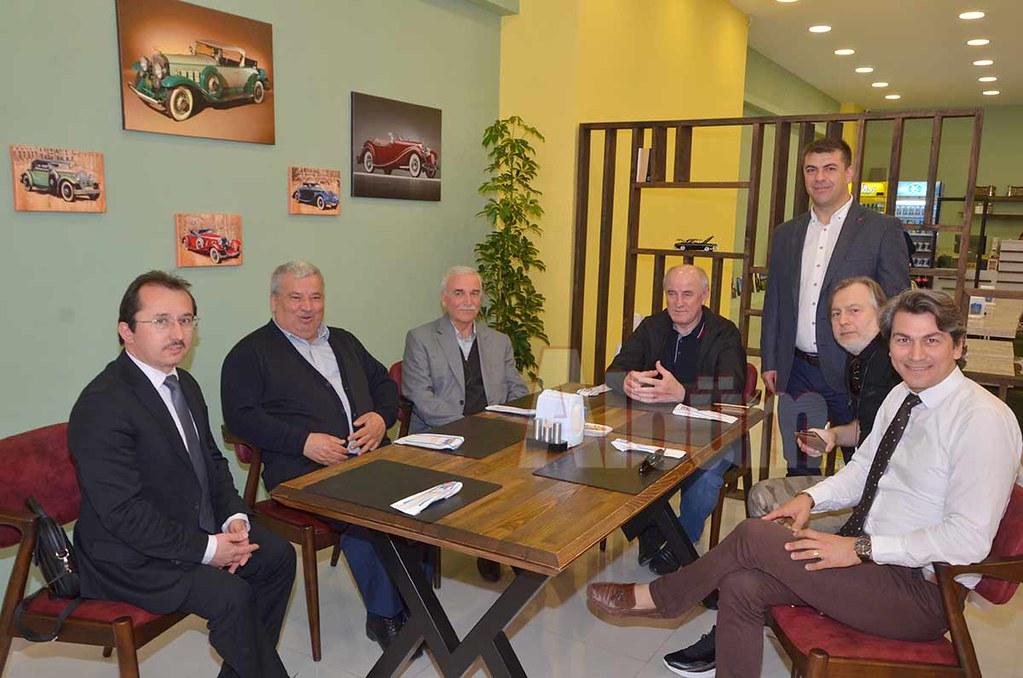 Abdurrahman İşbakan, Şükrü Gökçeoğlu, Mustafa Dönmez, Rouslan Uzuyer, Hakan Kendirli, Dokka Suleimanov, Alper Koçak