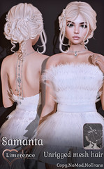 {Limerence} Samanta hair special for Bloom: Springti…