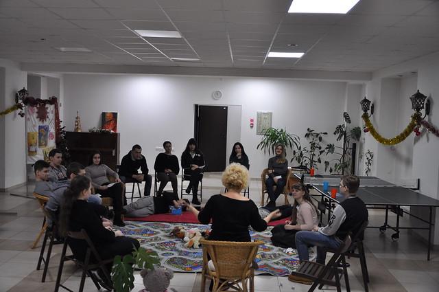 Встреча Молодёжи 4.01.2019