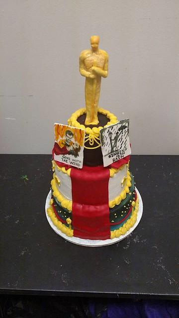 Cake by Tashas Dynamite Bakery