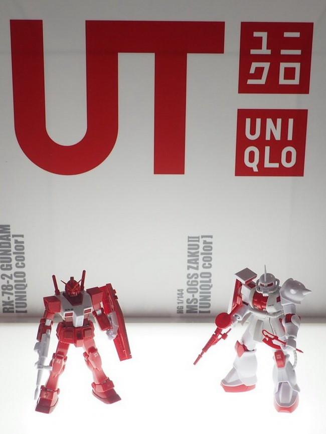 Gundam X Uniqlo UT2019_01