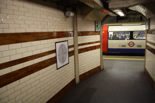 London Underground Labyrinth 207 Kentish Town